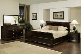 contemporary king bedroom set. abbyson living 5-piece sleigh king-size bedroom set - modern . contemporary king