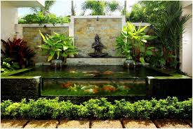 Small Picture Backyards Impressive Backyard Pond Design Garden Pond Designs