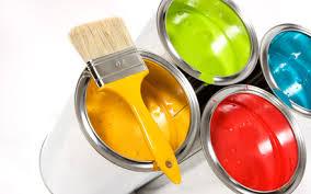 Image result for رنگ های هوا خشک