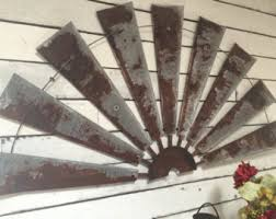 Accents Home Decor And Gifts 100 Inch Steel Windmill wall decor gift spring 58