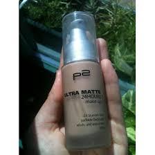 p2 ultra matte 24 hours make up farbe 010 matte s