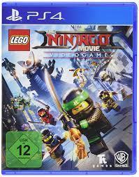 The LEGO NINJAGO Movie Videogame - [PlayStation 4] : Amazon.de: Games