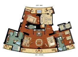 Master Bedroom Suite Layouts Resort Floor Plans Presidential Suite Floor Plan Fanatic