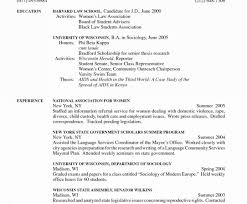 Cover Letter Law School