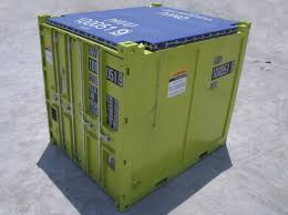 SHPI Container | 10′ Open Top/DNV with Tarpaulin