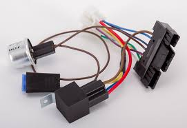 1966 77 ford bronco steering products bronco wiring harness kits 1965 66 mustang 1966 bronco wiring harness