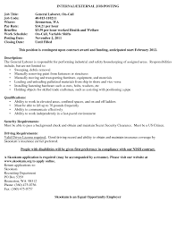 General Labourer Resume Examples Managed Plus Tradesmen Photo Ideas