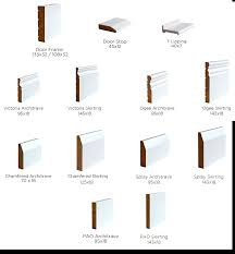 jave white mouldings