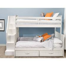 Beds with drawers California King Lawanda Twin Over Full Standard Bed With Drawers Wayfair Beds With Drawers Underneath Wayfair