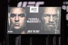 watch UFC 264: Poirier vs. McGregor ...