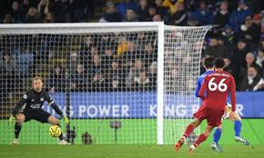 Get reds to win at 10/1 or foxes at 20/1 with 888 sport. Leicester City 0 4 Liverpool Premier League As It Happened Football The Guardian