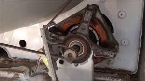 kenmore dryer belt. kenmore dryer not tumbling. replacing the belt. easy fix. belt