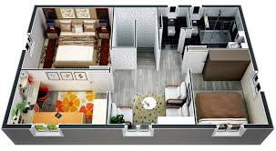 Attractive Plan De Maison Sweet Home 3d 100m2 A Etage 2 Etages Lzzy Belle