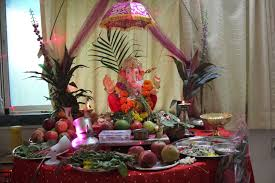 ganpati decoration ideas for vinayaka chavithi at home lovely telugu