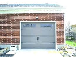 garage door color ideas s for white house