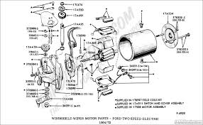 ford truck technical drawings and schematics section i Ford Wiper Motor Wiring Diagram 12 Pin Connector ford truck technical drawings and schematics section i electrical and wiring 2005 Ford Explorer Wiper Motor Schematic