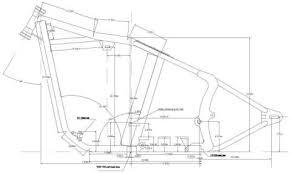 chopper frame blueprints frame design reviews