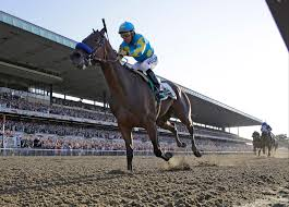 American Pharoah prevails in Belmont Stakes, becomes first Triple ...