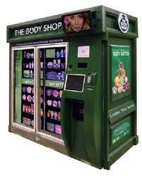 Makeup Vending Machine New LSN News Makeup On The Go Consumers Touch Up From Vending Machines