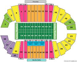 Bulldog Stadium Seating Chart Section Staples Center Charts 2019