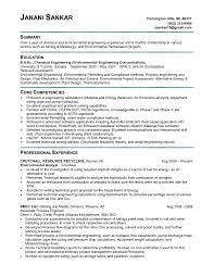 Industrial Engineering Resume Examples Sample Resume Qa Tester