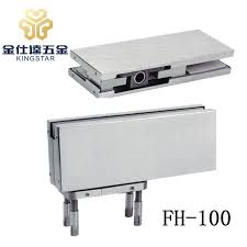 china no digging floor hinge hydraulic patch fitting fh 100 for glass door china floor hinge patch fitting