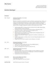 Obiee 11g Developer Resume 100 Data Architect Intern Sample
