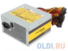 <b>Блок питания Chieftec</b> 650W OEM GPA-650S [<b>iARENA</b>] — купить ...