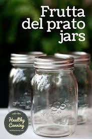 frutta del prato jars
