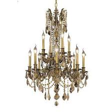 attractive bronze crystal chandelier crystal bronze chandeliers lighting the home depot
