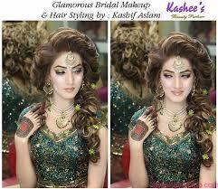 bridal makeup hairstyle 11