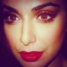 makeup tutorial zahrah aliyah huda beauty insram