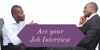 4 Tips For Acing That Job Interview Due