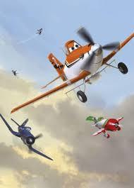 <b>Фотообои</b> Komar Planes Dusty and Friends 4-452 – купить по цене ...