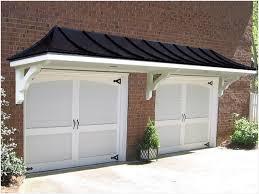 overhang over garage doors unique garage door overhang