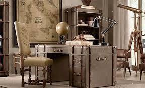 steampunk office decor. Vintage Steampunk Office Decor