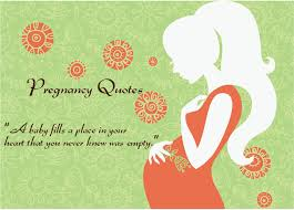 Pregnancy Beautiful Quotes