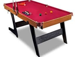argos 6ft red snooker pool table in aspull manchester gumtree quality folding modern home 4
