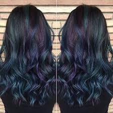 Mermaidian Hairstyles On Instagram Peacock Hair