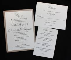 programs archives page 9 of 28 emdotzee designs Formal Rustic Wedding Invitations champagne, black & cream monogram & scroll formal wedding invitations Country Wedding Invitations