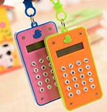 get ations cartoon mini duck mini calculator office finance supplies 8 students creative cal calculator calculator 70x37mm