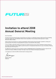 Annual Meeting Invitation Template Business Template Ideas
