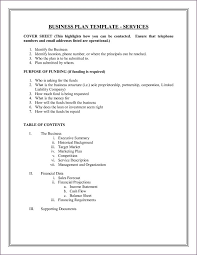 Business Plan Template Apa Format Of Business Plan Free Samples
