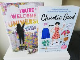 whitney gardner on twitter new year new and old book giveaway rt flw by 1 15 to win a chaotic good arc and the ywu hardcover intl okay