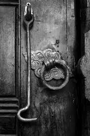 door lock and key black and white. Black And White, Photography, Antique, Old, Statue Door Lock Key White L
