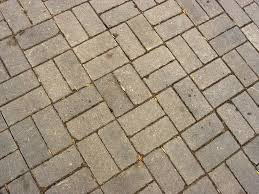easy brick patio pattern for beginners