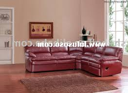 best leather sectional sofa with recliner photos liltigertoo regarding most cur red leather sectional sofas