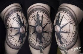 компас на коленке добавлено кирилл самарин