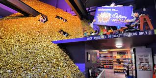 cadbury world chocolate factory business insider
