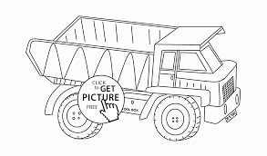 2080x1225 large dump truck coloring page for kids transportation coloring